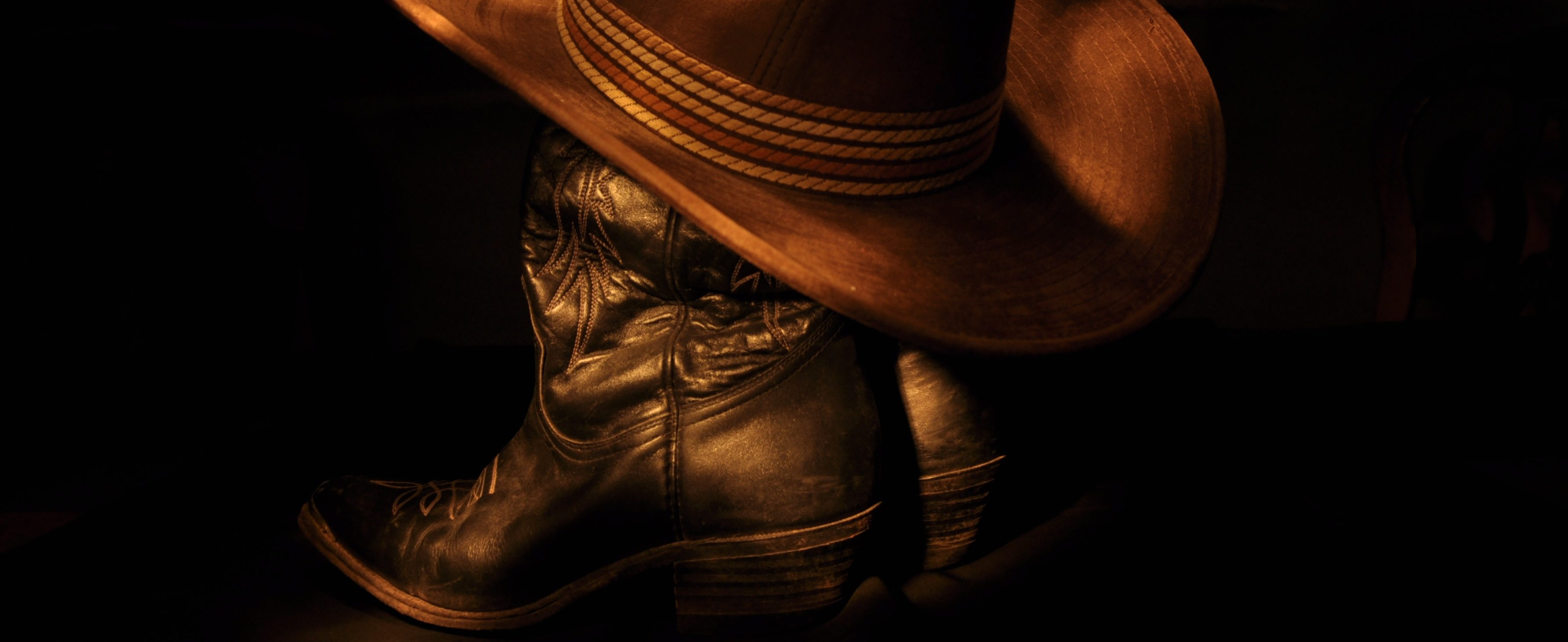 Full Quill Ostrich Leather Cowboy Boot Care
